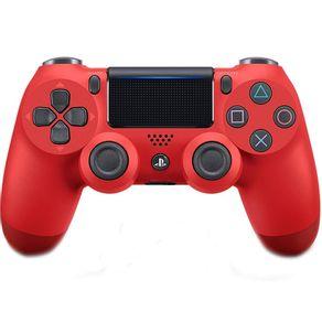 Controle para PS4 Dualshock 4 Vermelho - Sony