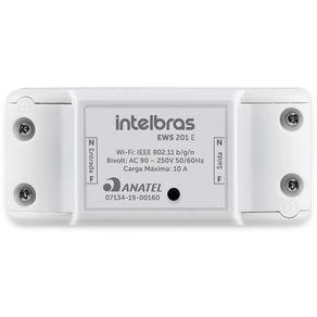 Dispositivo  Inteligente Smart Controlador WiFi EWS 201E Intelbras