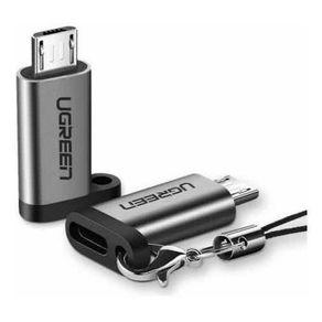 Adaptador Micro USB para USB-C M/F US282 Ugreen