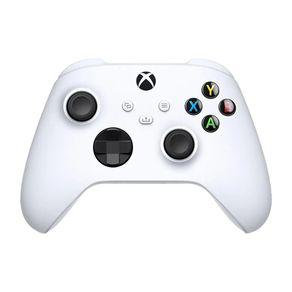 Controle sem fio para Xbox Series Branco QAS00007  Microsoft