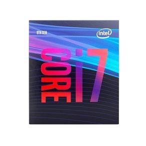 Processador Intel Core i7 9700 LGA 1151 3.0 Ghz Cache 12Mb BX80684I79700 Intel - Nacional