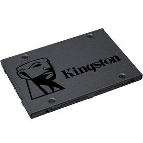 "SSD  Interno 2.5"" Sata 960GB  A400 Kingston"