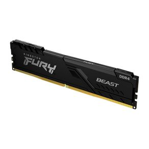 Memoria Ram para Desktop Fury Beast 8GB DDR4 2666 Mhz Hyperx