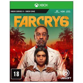 Pre-Venda - Jogo para Xbox One/Series Far Cry 6 - Ubisoft
