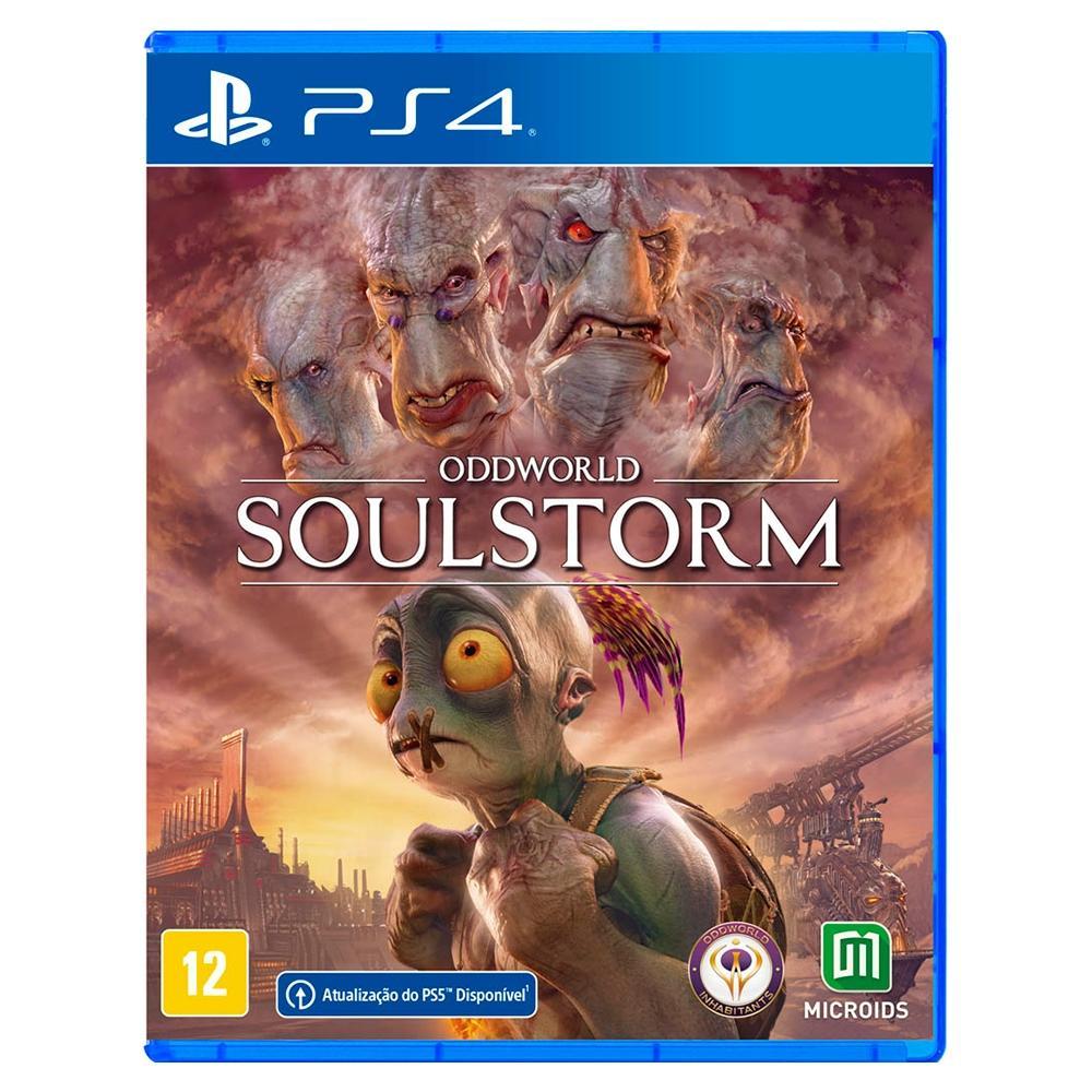 Jogo para PS4 Oddworld Soulstorm - Oddworld Inhabitants
