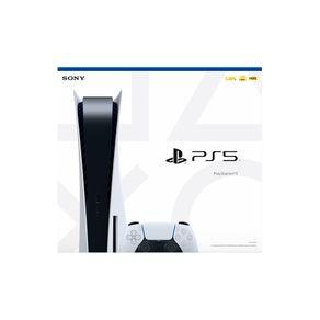 Pre-Venda - Console PlayStation 5 825GB SSD Branco -  Sony