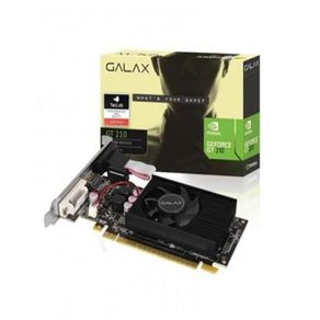 Placa de Video GeForce GT210 1GB DDR3 Galax