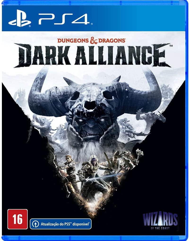 Jogo para PS4 Dungeons and Dragon Dark Alliance - Tuque Games