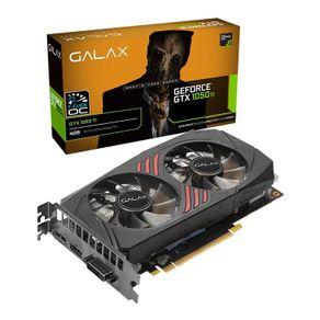 Placa de Video GeForce GTX 1050TI OC 4GB GDDR5 Galax