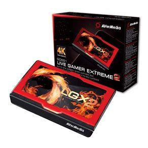 Placa de Captura de Video USB-C Live Gamer Extreme 2 AVerMedia
