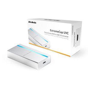 Placa de Captura de Video USB-C ExtremeCap UVC AVerMedia