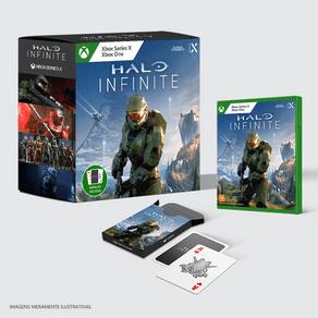 Pre-Venda - Jogo para Xbox One/Series Halo Infinite + Brinde Exclusivo  - Microsoft