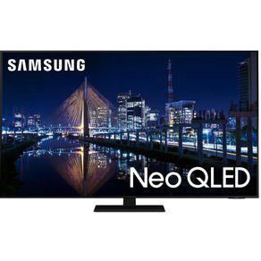 """Samsung Smart TV 65"""" Neo QLED 4K 65QN85A, Mini Led, Painel 120hz, Processador IA, Som em Movimento, Tela sem limites, Design slim, Alexa built in"""