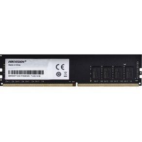 Memoria Ram Para Desktop 4GB DDR3 1600 U1 Hikvision