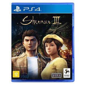 Jogo para PS4 Shenmue 3 - Deep Silver