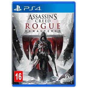 Jogo para PS4 Assassins Creed Rogue - Ubisoft