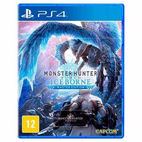 Jogo para PS4 Monster Hunter Iceborne - Capcom