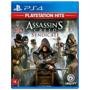Jogo pra PS4 Assassins Creed: Syndicate Hits - Ubisoft
