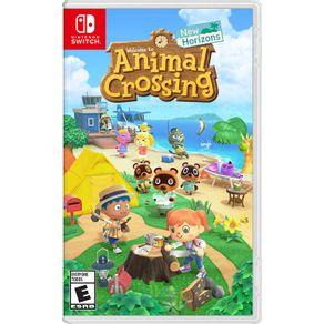 Jogo para Nintendo Switch Animal Crossing: New Horizons - Nintendo