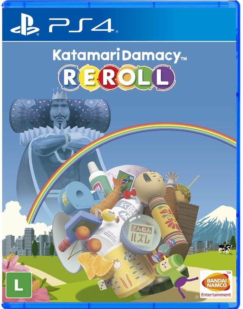 Jogo para PS4 Katamari Demacy - Bandai Namco