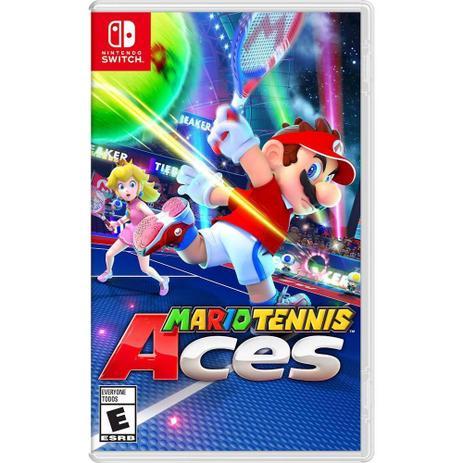 Jogo para Nintendo Switch Mario Tennis Aces - Nintendo