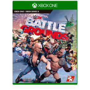 Jogo para Xbox One WWE 2K Battlegrounds - 2K