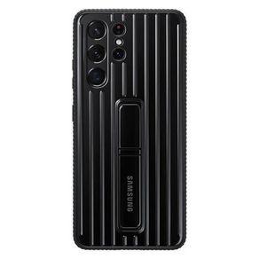 Capa Protetora para Galaxy S21U Standing EF-RG998CBEGWW Preto Samsung